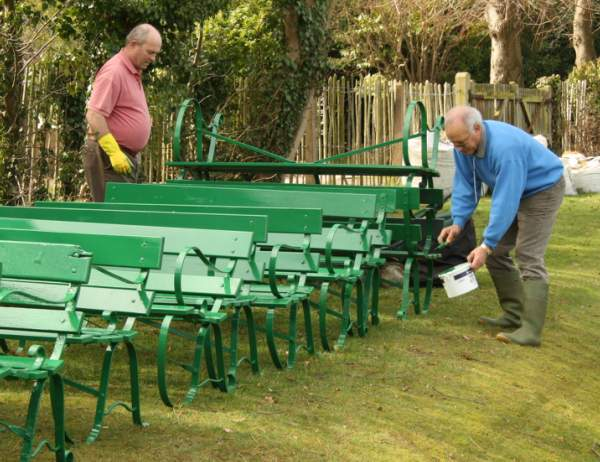 Maintenance by Club members